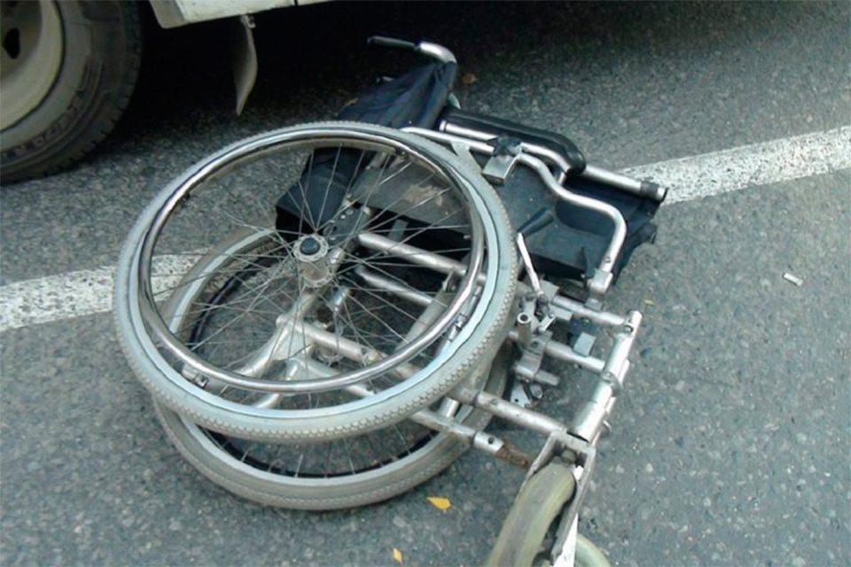 ТРЦ, женщина, инвалид, авария