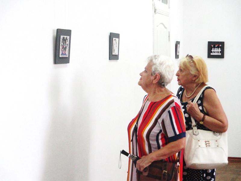 В Херсоне открылась выставка актуального искусства