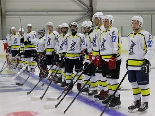 В Херсоне появилась профессиональная хоккейная команда