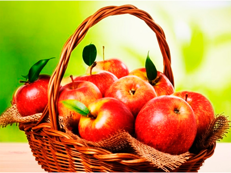 Херсонцы празднуют  Яблочный Спас