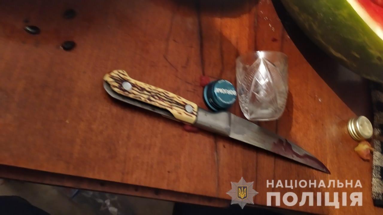 Голопристанский район,нож,убийство