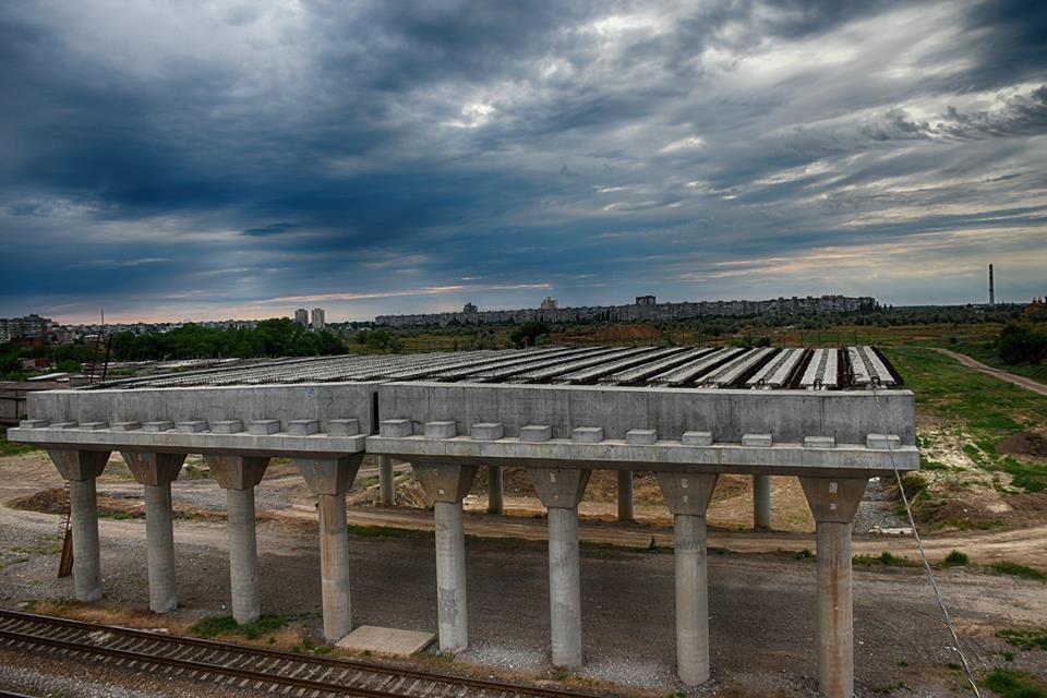 Сальдо предложил передать строительство мостоперехода Херсонскому облавтодору