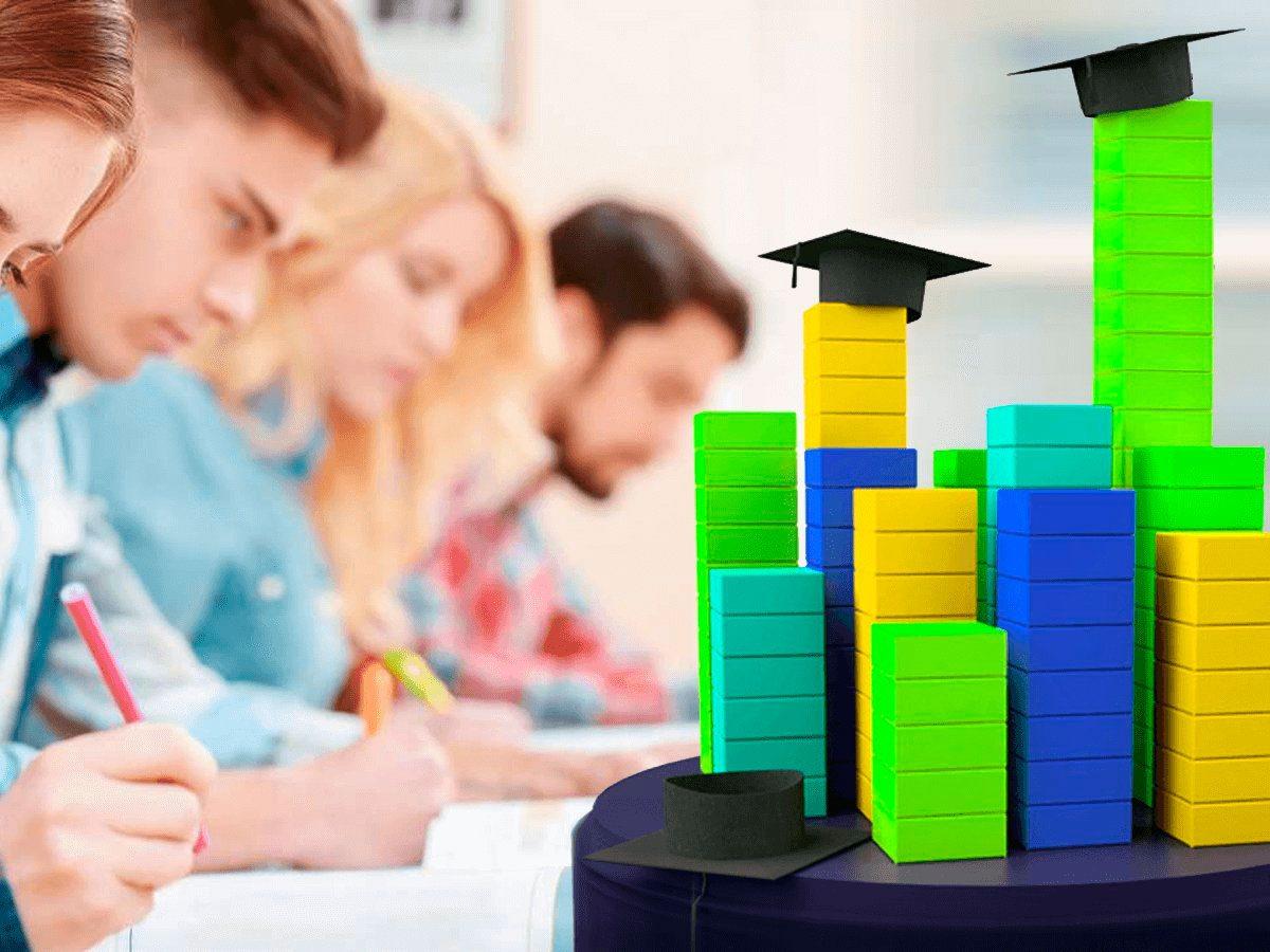 Університети Херсонщин  у  рейтингу вищих навчальних закладів