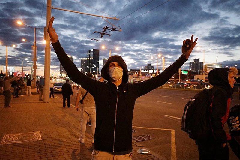 Почему минский протест не завершится украинским госпереворотом
