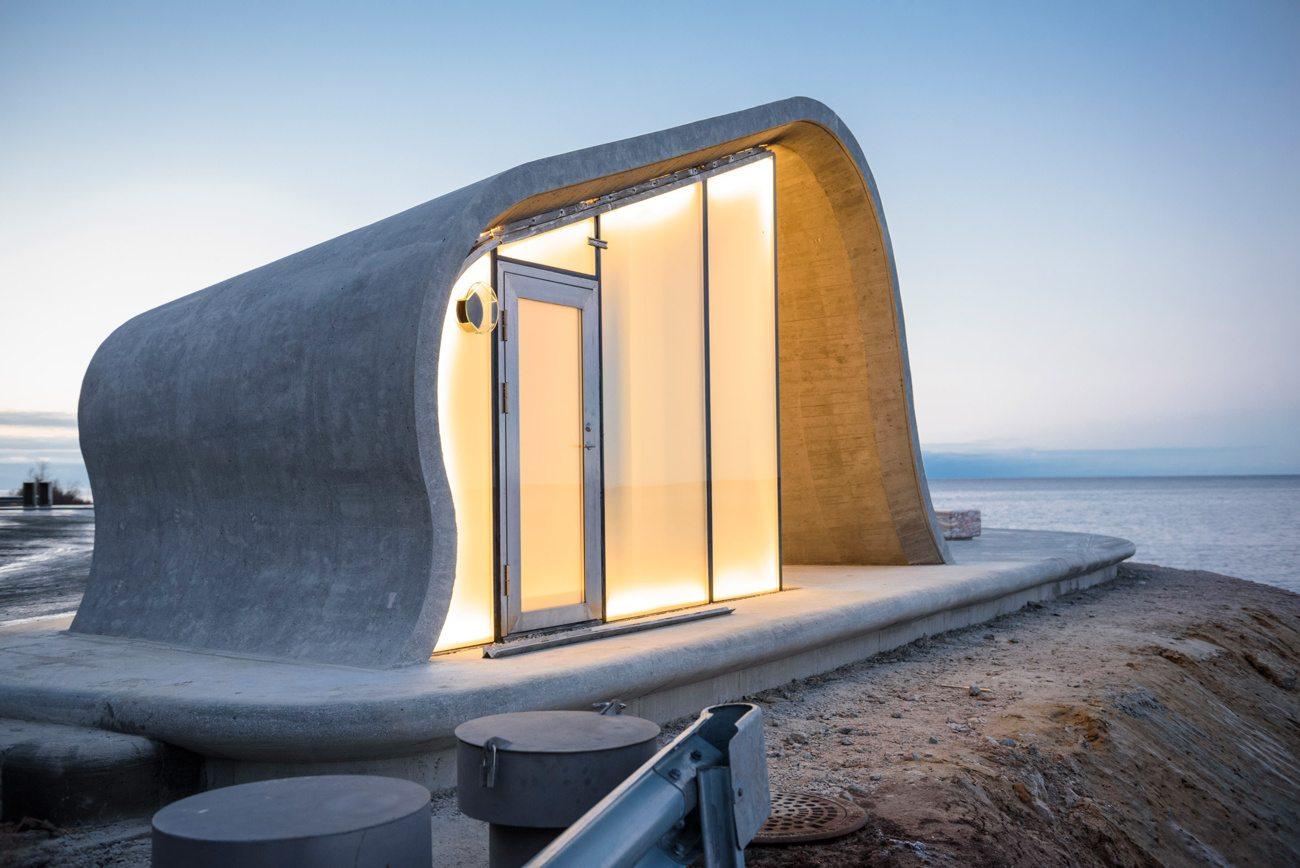 На Арабатской стрелке построят туалет за миллион гривен