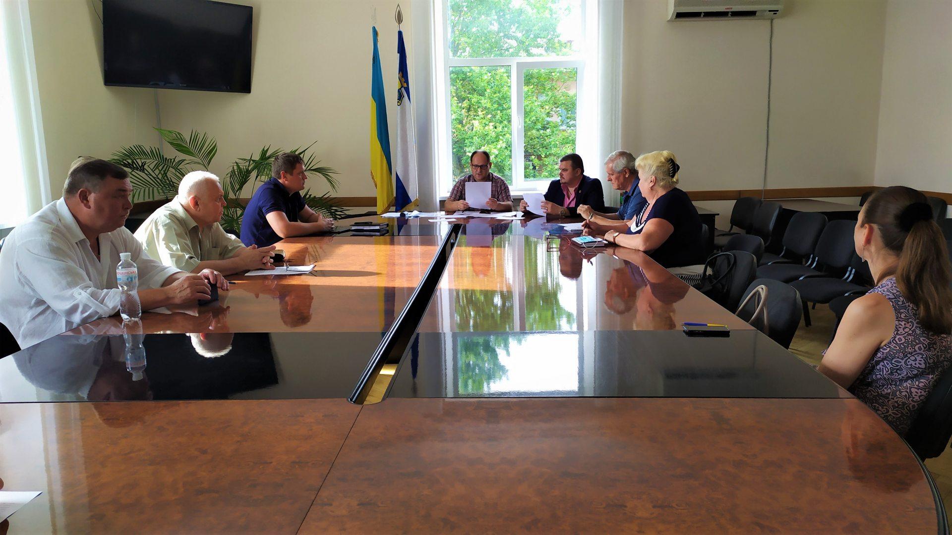 В Херсоні розпочали роботу територіальні виборчі комісії з місцевих виборів