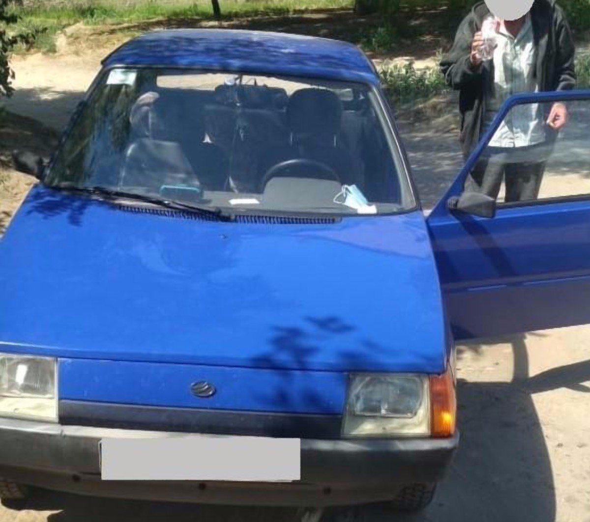 На Херсонщине бездомный уголовник угнал автомобиль у приютившего его мужчины