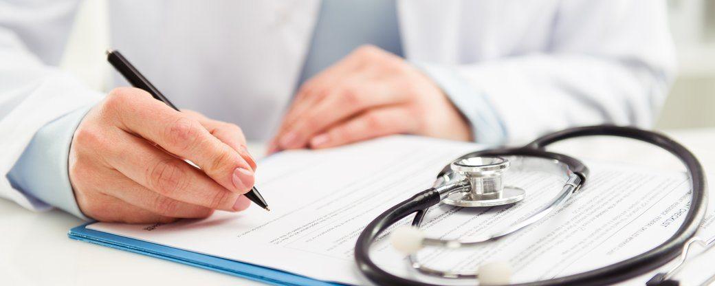 лікарні, тестування, електроний лікарняний