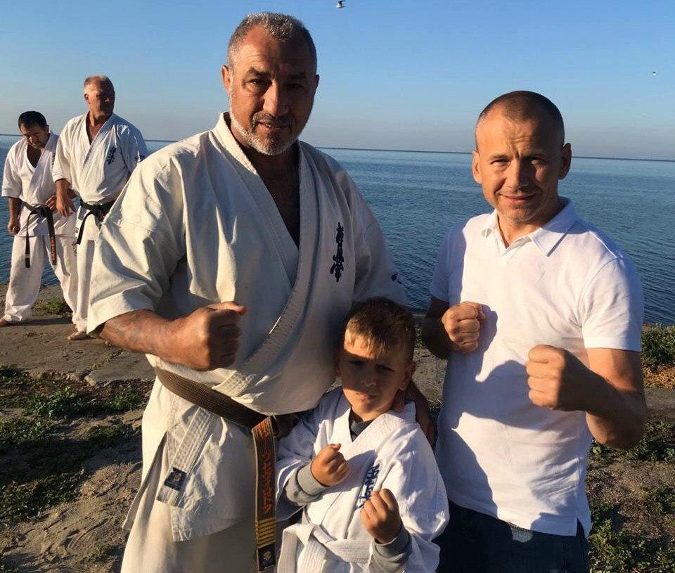 Михаил Опанащенко: Херсон – столица украинского каратэ