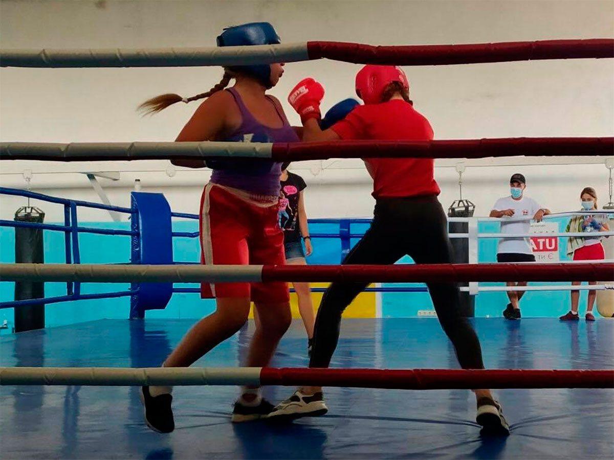 Херсон, бокс, праздник