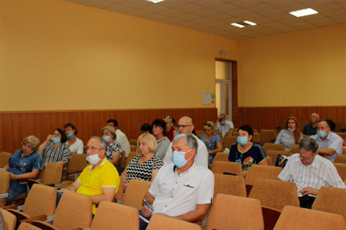 Олешки, конференція, Потоцький
