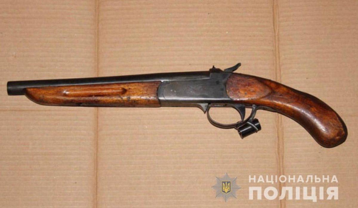 Житель Херсонщины получил 3,5 лет тюрьмы за хранение обреза ружья