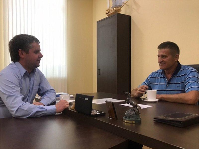Экс-губернатор Херсонщины поддерживает команду Игоря Колыхаева
