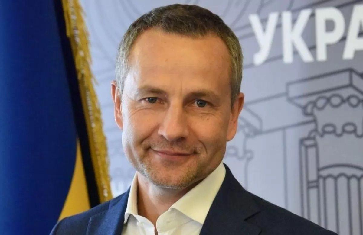 Ігор Колихаєв вітає херсонців з Днем Незалежності України