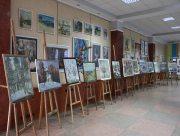 Творчі роботи митця Херсонщини представлені в ХДУ