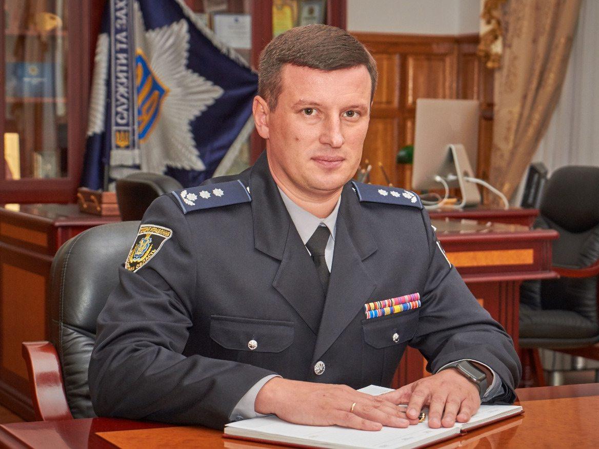 Олександр Прокудін про роботу поліції на курортах Херсонщини у період пандемії