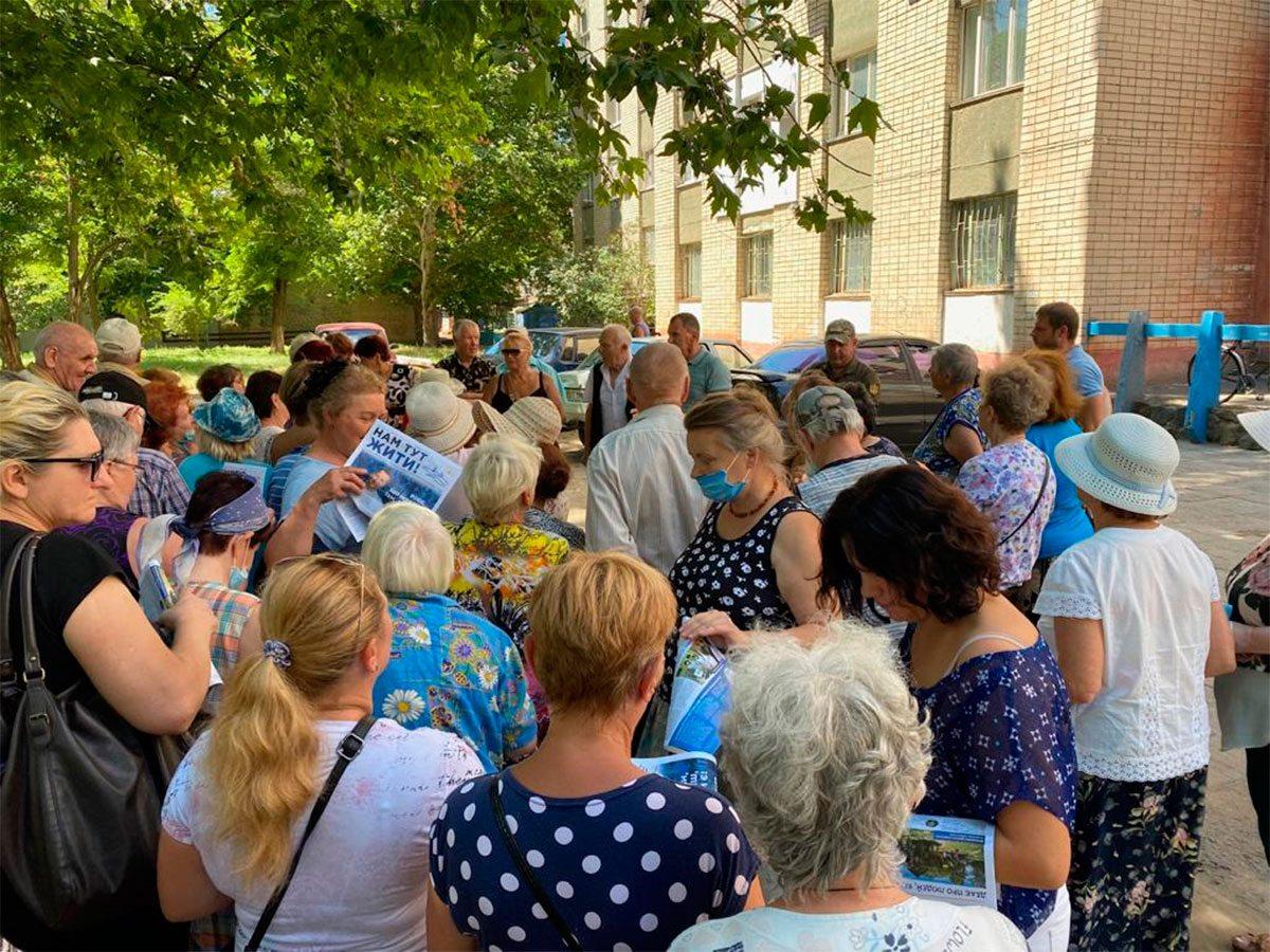 Ветерани праці заслуговують у Херсоні на додаткову увагу і повагу