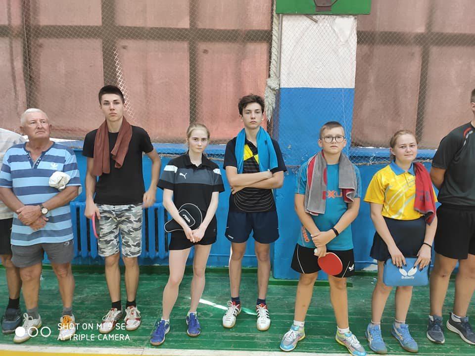Геническ, турнир, теннис