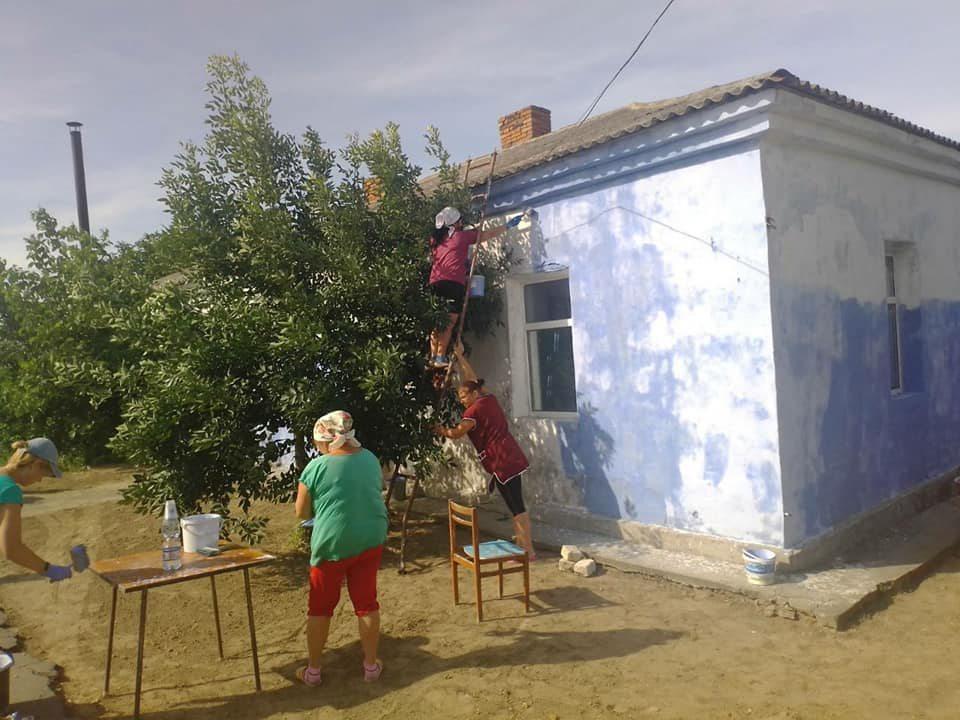 Село Каїри, толока, Лагута