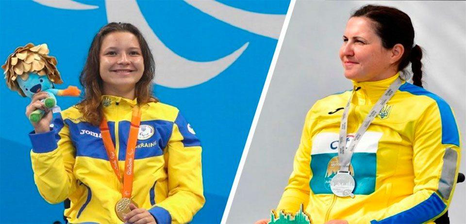 Херсонщин, паралімпійських ігри, призери
