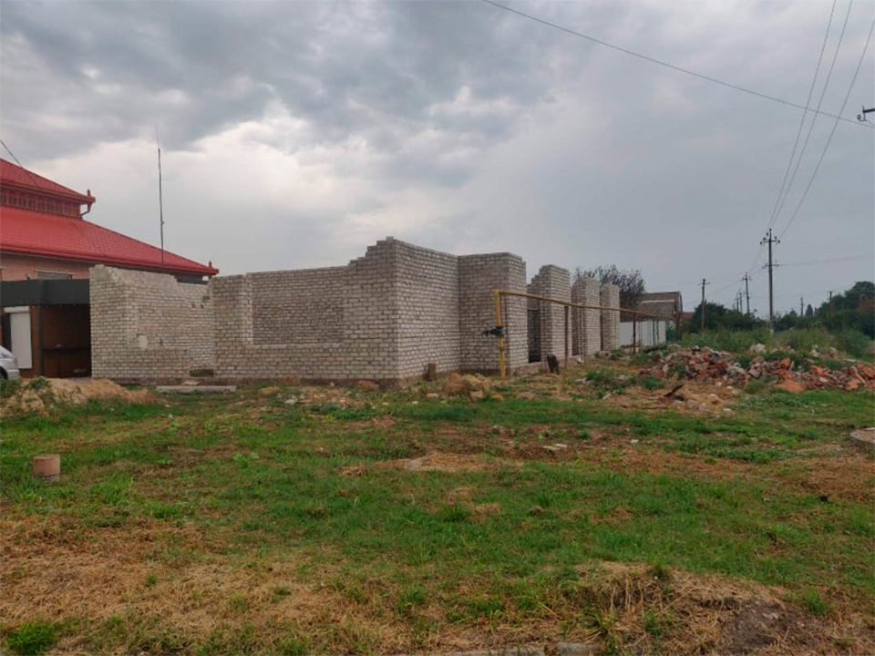 Скадовськ, незаконне будівництво, мер