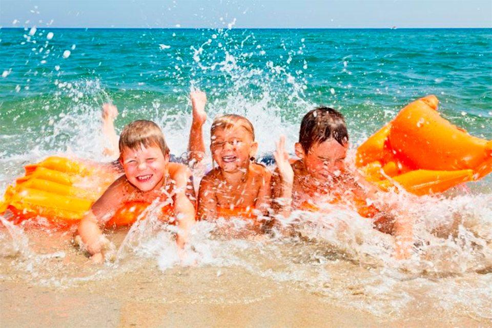 літо, діти, оздоровлення