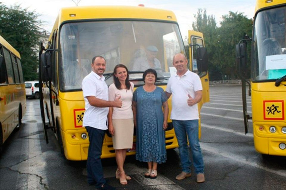 Херсонщина, автобуси, Савіна