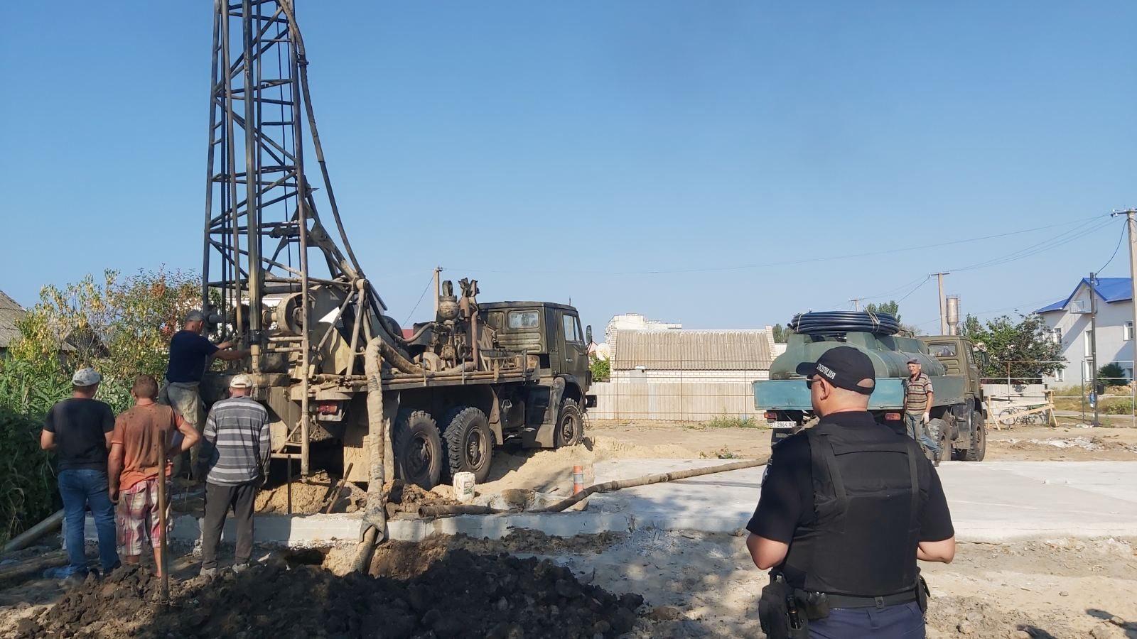 Скадовськ, незаконе будівництво, Кульчиковський