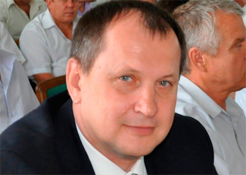 депутат, Дмитрук, помер