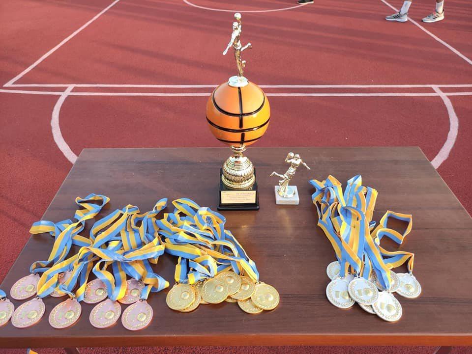 баскетбол, турнір, Євстратов