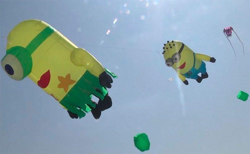 Скадовськ, фестиваль, повітряні змії