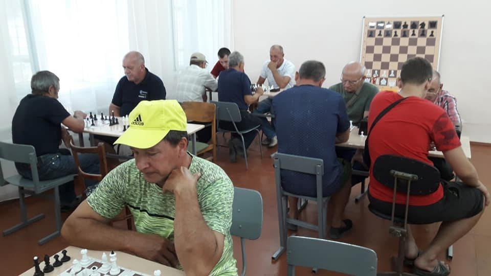 Високопілля, шахи, турнір