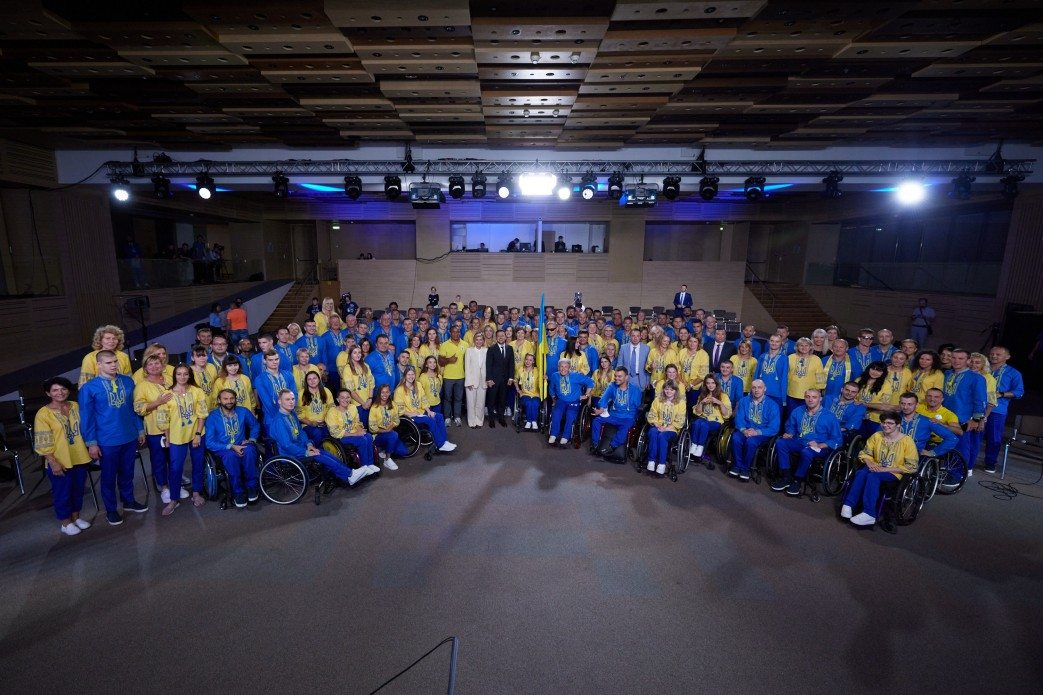Херсонщина, Паралімпійських ігри, участь
