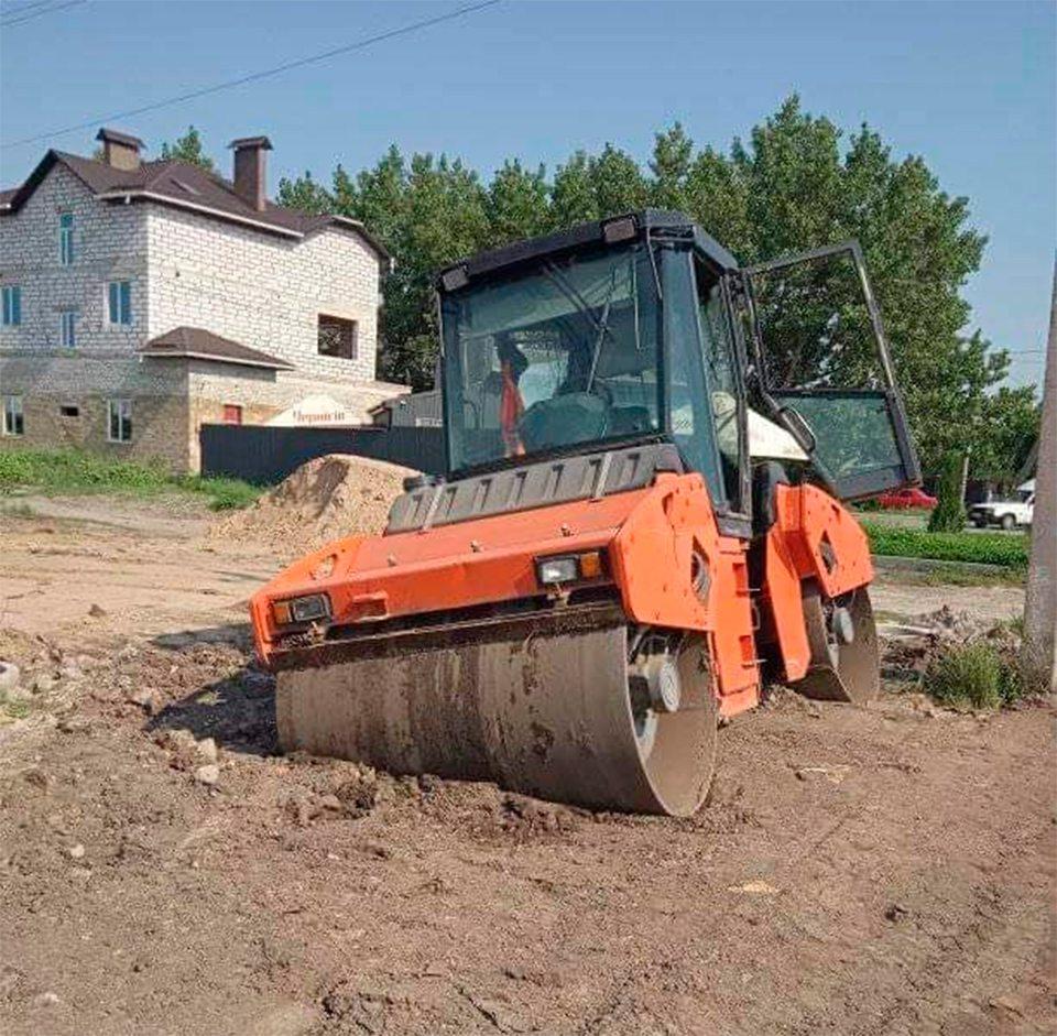 Скадовськ, автомийка, будівництво