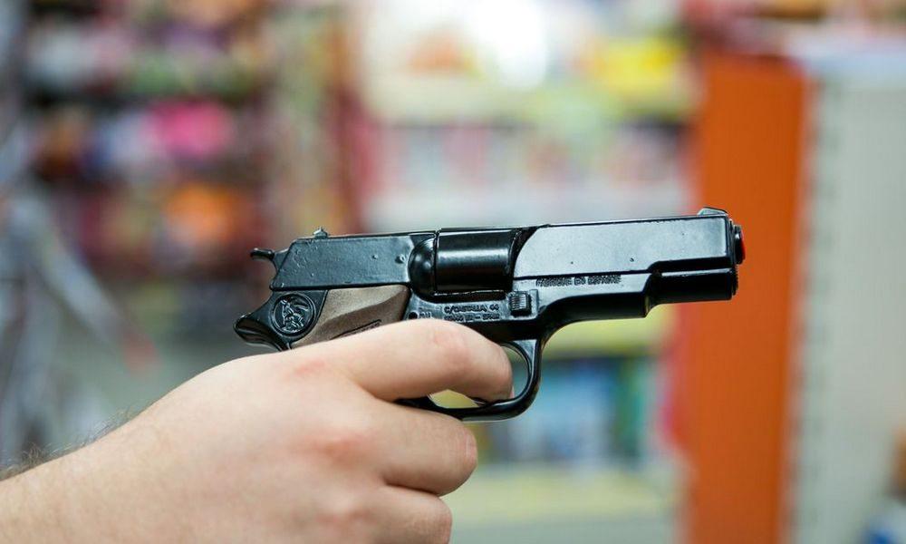 пистолет, глаз, медпомощь