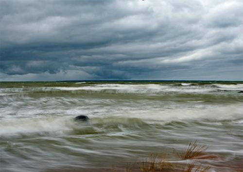 Армагеддон на Арабатке – разрушительные последствия бури