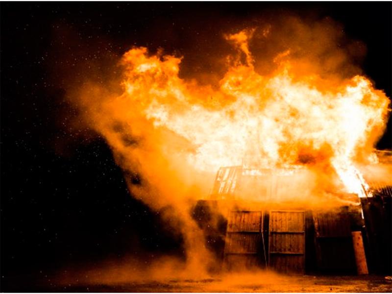 На Херсонщине сельчанин обгорел в собственной теплице