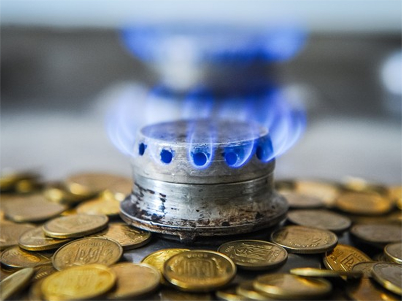 Уже и на Херсонщине можно купить газ про запас