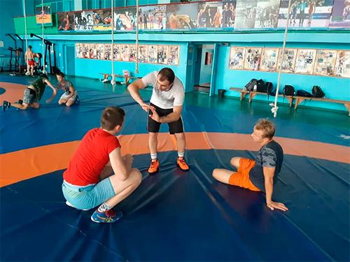 Дмитро Шейко: У мене всі тренуються разом