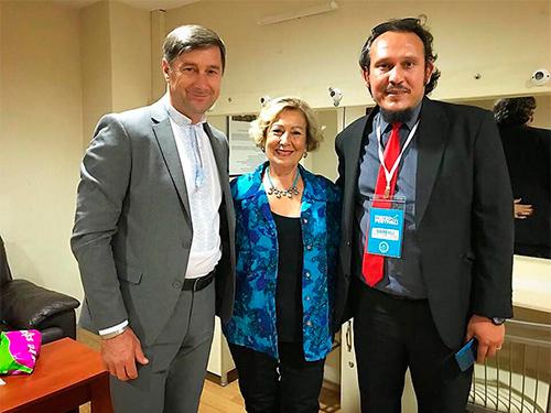 Херсонський директор очолив міжнародне журі