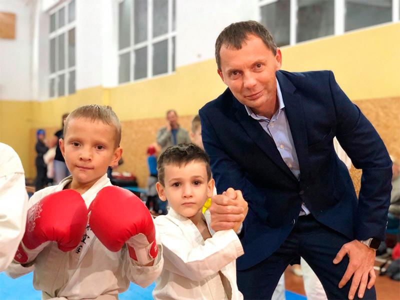 Юрій Рожков: Спорт у Херсоні має бути доступним, комфортним і безпечним