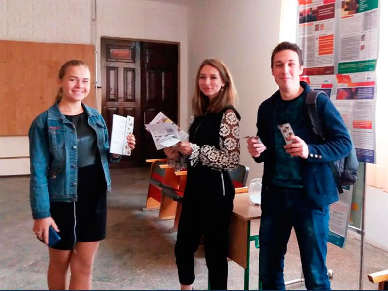 Студенти ХНТУ приєдналися до щорічної акції