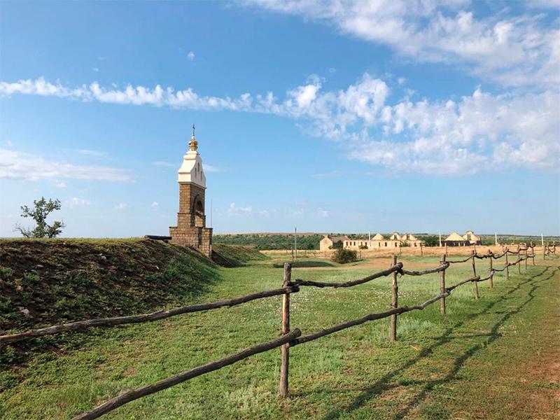 Кам'янську Січ на Херсонщині планують включити в екскурсійні маршрути заповідника «Хортиця»