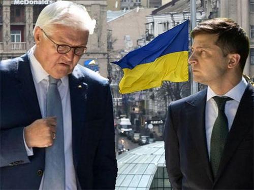 Формула Штайнмайера: новое украинское дышло