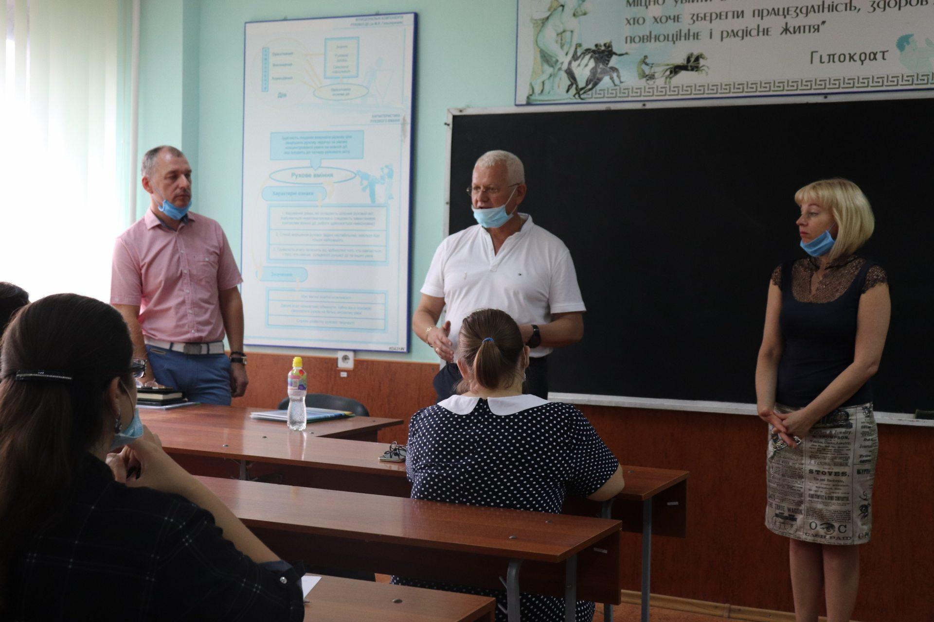 У ХДУ для майбутніх аспірантів провели консультацію з англійської мови