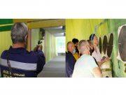 Працівники Херсонського водоканалу показали вміння динамічної стрільби