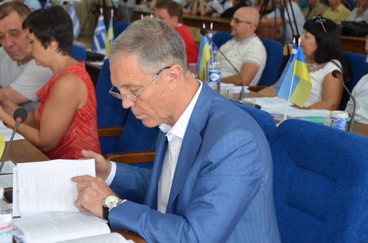 Экс-мэр Сальдо добился принятия решения, которое принесёт Херсону 50 миллионов гривен в год