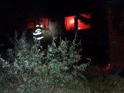 На Херсонщине мужчина погиб на пожаре