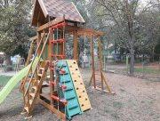 У Генічеську з'явився новий ігровий комплекс