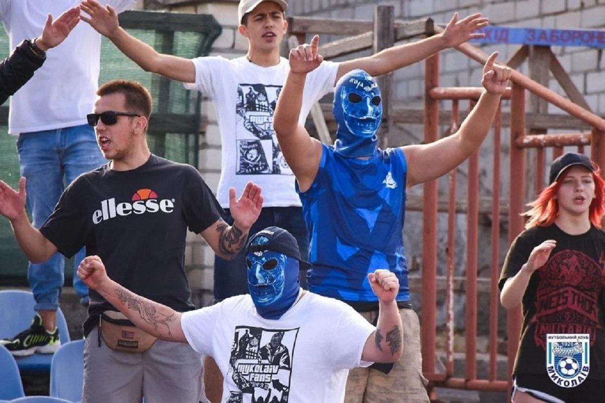 В Херсоне подрались местные и николаевские футбольные фанаты